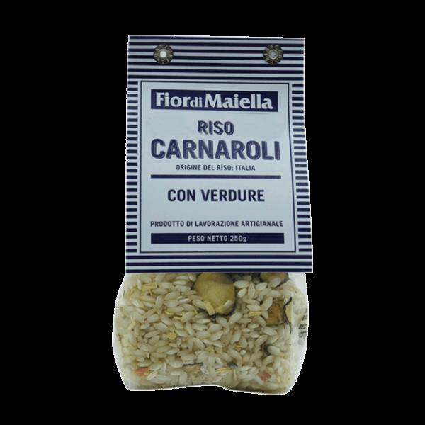 Risotto mit Gemüse von Fior di Maiella