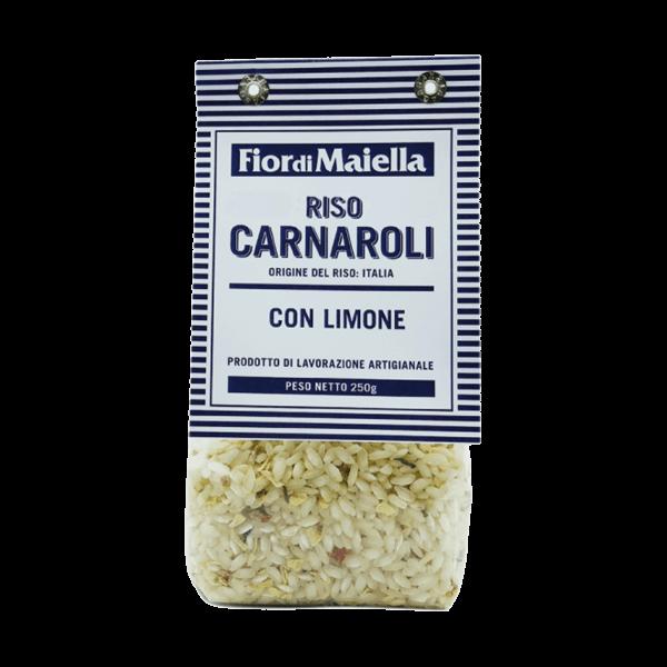 Risotto mit Zitrone von Fior di Maiella