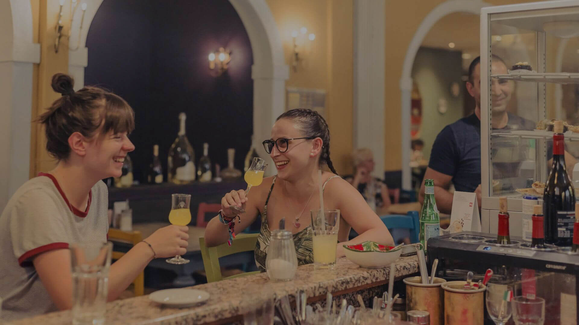 Essen, Wein und Leidenschaft
