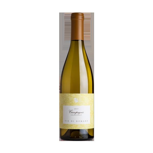 Der Ciampagnis Chardonnay Friuli Isonzo von Vie di Romans ist ein sehr guter Wein.