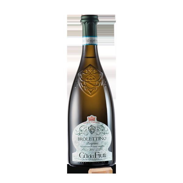Der Lugana Brolettino von Cà dei Frati ist ein sehr guter Weißwein.