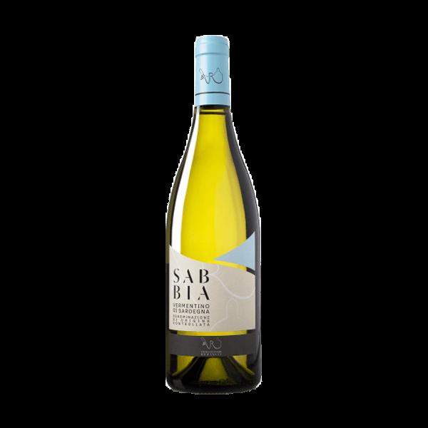 Der Sabbia Vermentino di Sardegna von Viticoltori Romangia ist ein guter Weißwein.