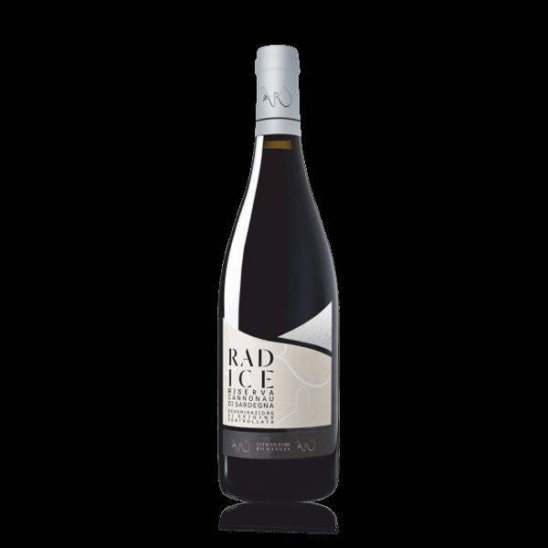 Der Radice Cannonau Riserva von Viticoltori Romangia ist ein sehr guter Rotwein.