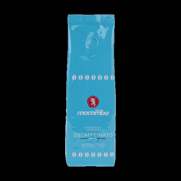 Der Espresso Decaffinato von Mocambo ist ein entkoffeinierter Kaffee erster Güte.