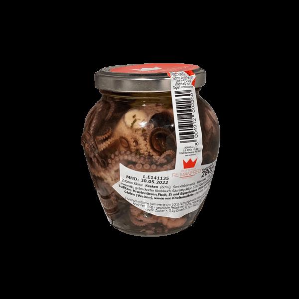 kleinen Kraken in Öl von Re Manfredi