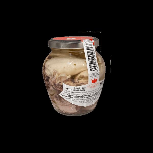 Calamari in Öl von Re Manfredi