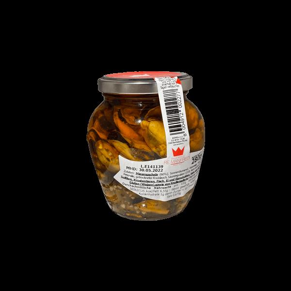 Miesmuscheln in Öl von Re Manfredi