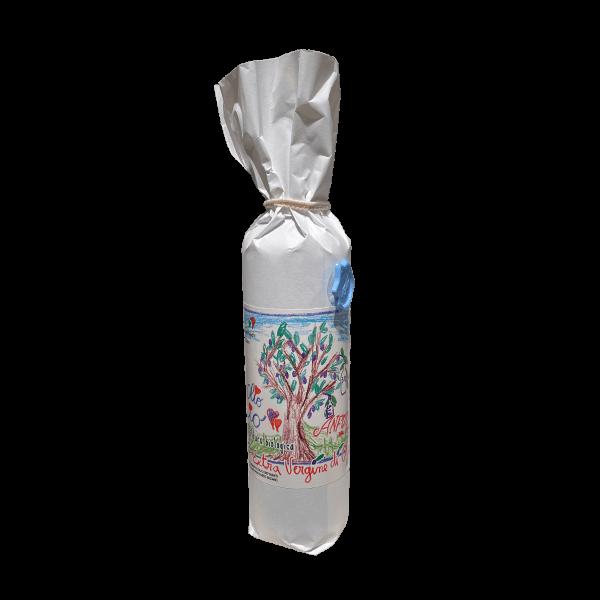Das Olivenöl Extra Vergine Bambino Bio ist ein wunderbares Olivenöl von Anfosso.
