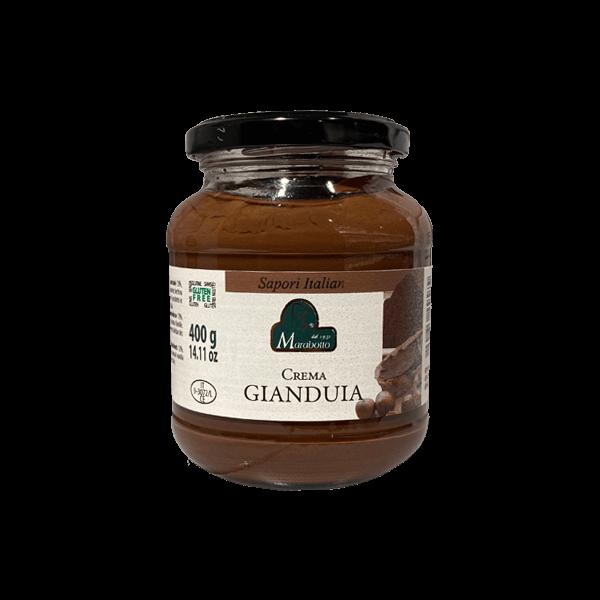 Crema Gianduia von Marabotto