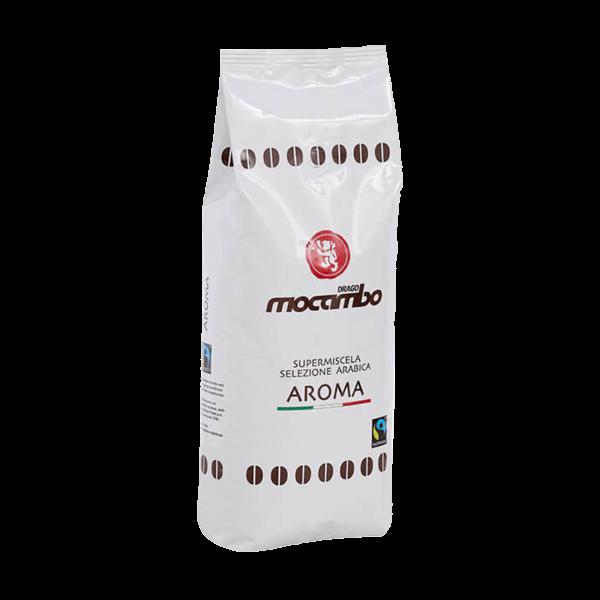 Der Espresso Aroma Fairtrade von Mocambo ist aus 90% Arabica und 10% Robusta.