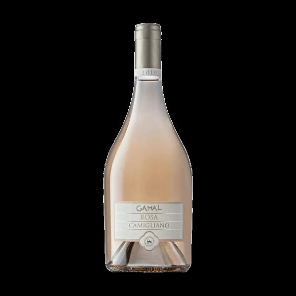 Der Gamal Rosa Toscana Bio von Camigliano ist ein sehr guter Roséwein.