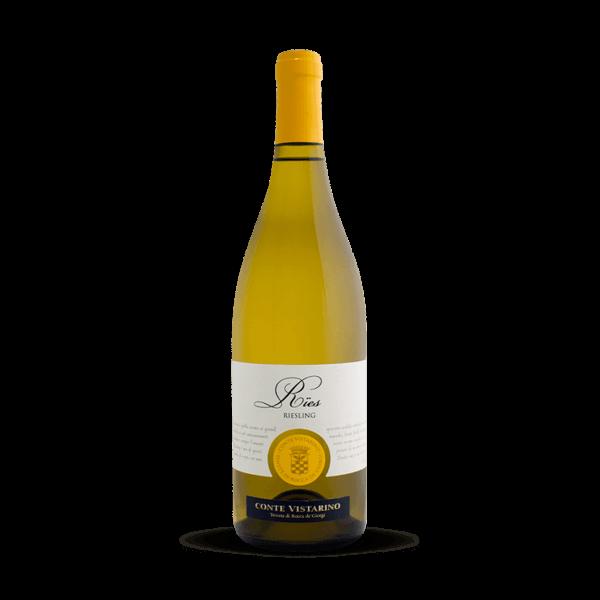 Der Ries Riesling von Conte Vistarino ist ein sehr guter Weißwein.