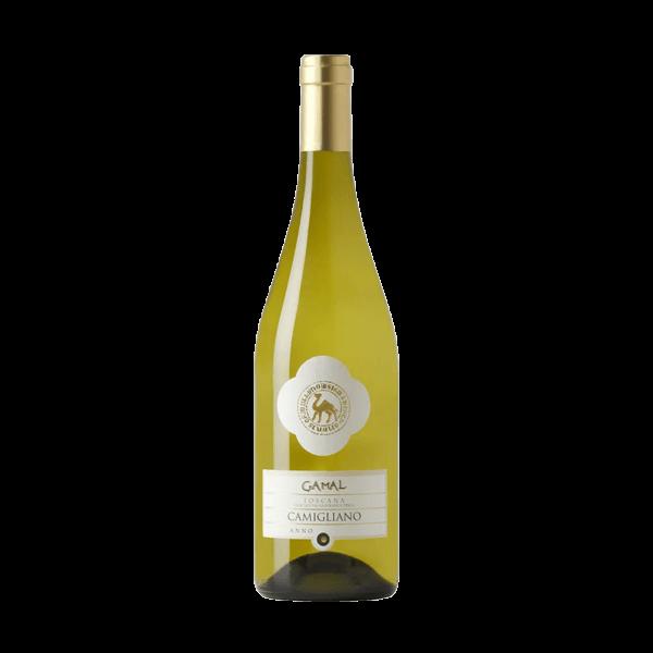 Der Gamal Vermentino von Camigliano ist ein sehr guter Weißwein.