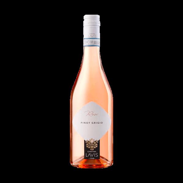 Der Pinot Grigio Rosé von Lavis ist ein sehr besonderer Wein aus Südtirol.
