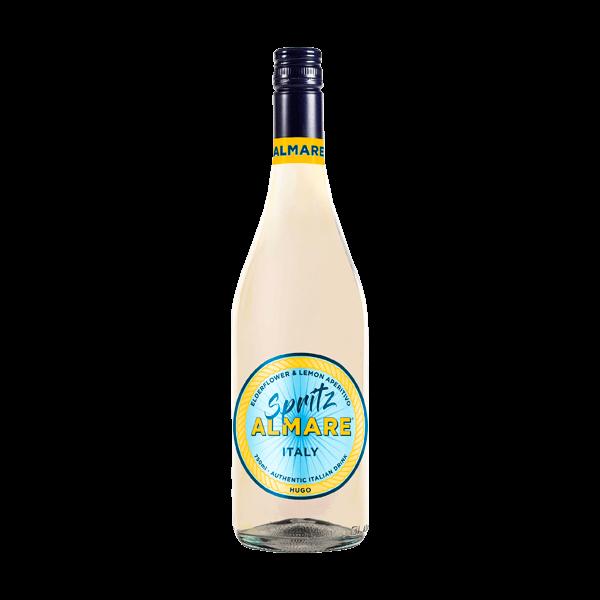 Der Spritz Almare Hugo von Beniamino Maschino ist die perfekte Erfrischung.