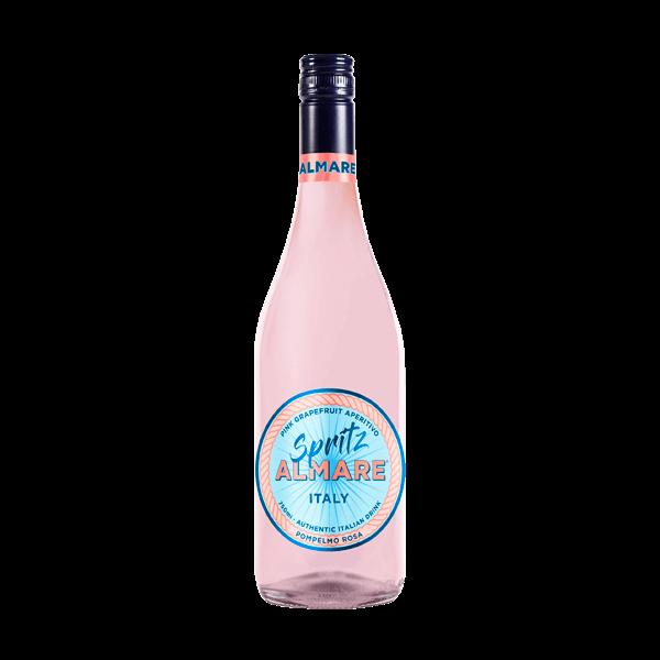 Der Spritz Almare Pompelmo Rosa von Beniamino Maschino ist einfach herrlich.