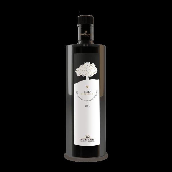 Bio Olivenöl von Frantoio Romano